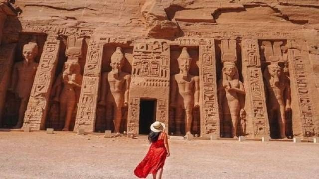 12 days Egypt tour Packages Cairo Nile cruise and Redsea