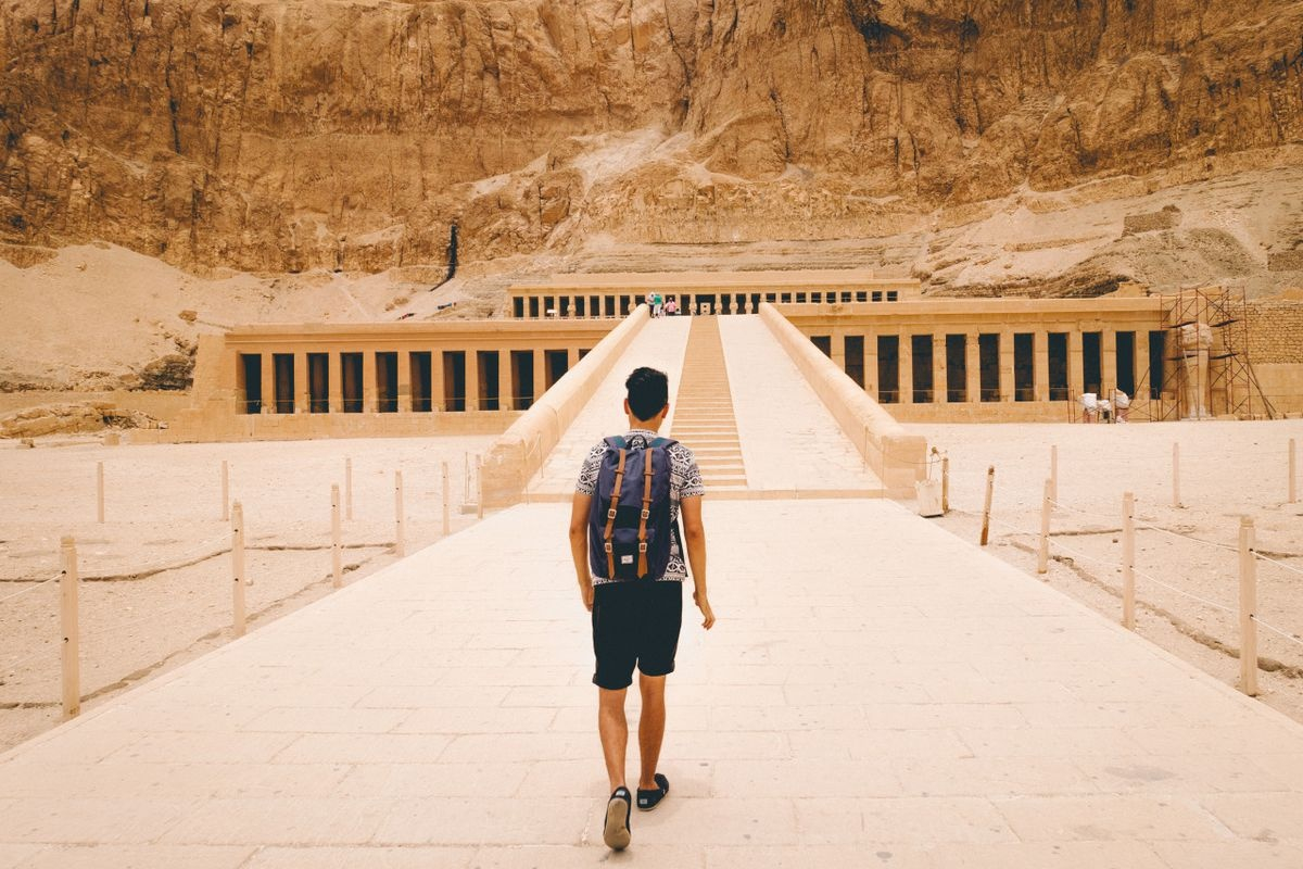 3 Day Trip to Luxor from El Quseir