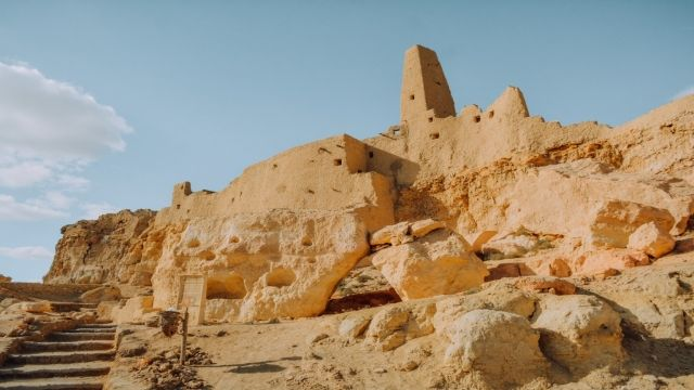 4 days tour Package to siwa oasis from Cairo