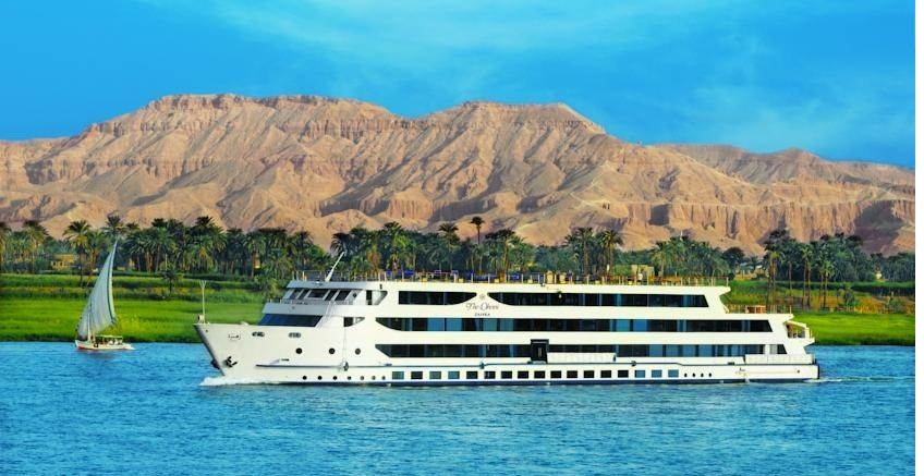 5 Days Nile river Cruise From Luxor