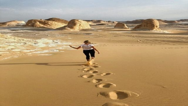 7 days Egypt walking holiday
