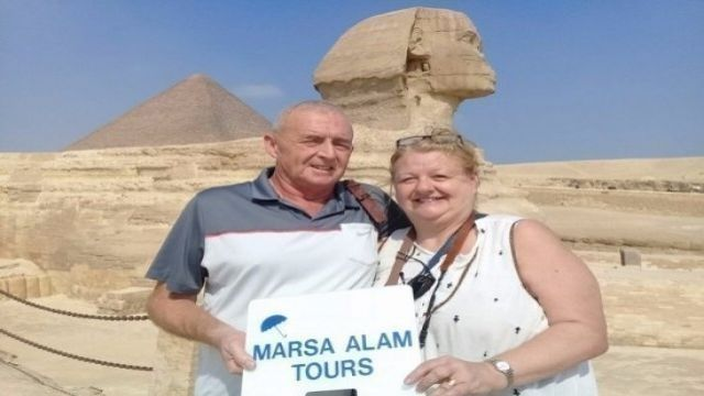 8 Days Marsa alam holiday with Nile cruise and Cairo
