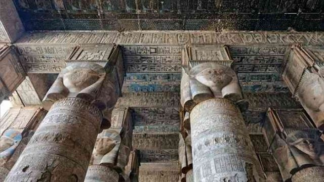Luxor two days trip with Dendera and Abyos temples from Makadi