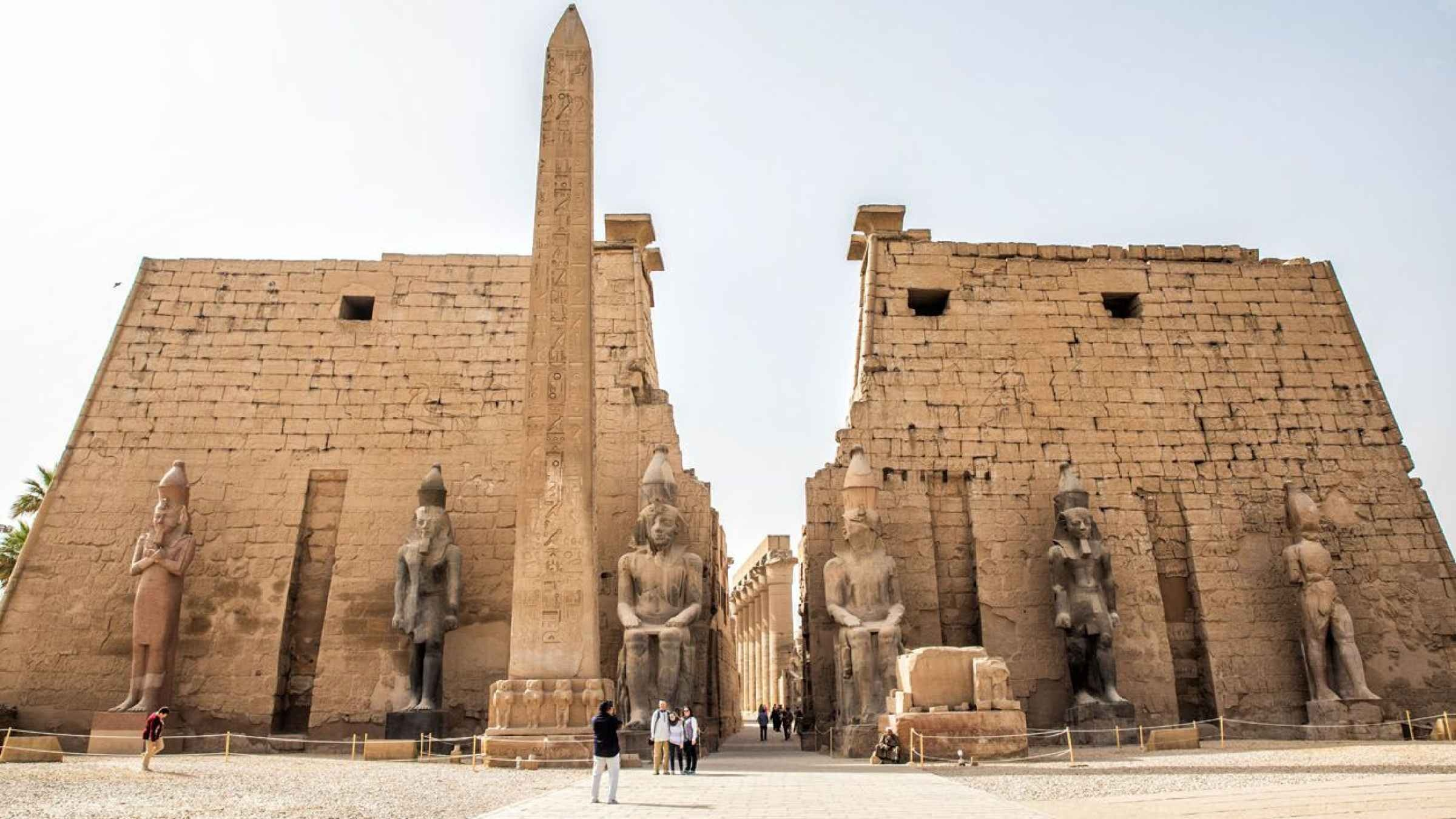 Two Day Trip to Luxor from Makadi