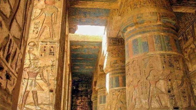 special two days tour to luxor from Soma bay