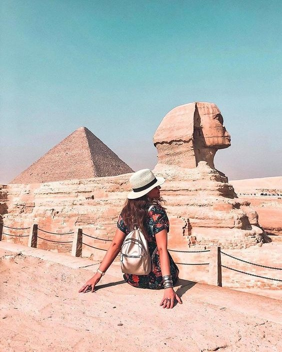 Can you visit the pyramids from Hurghada