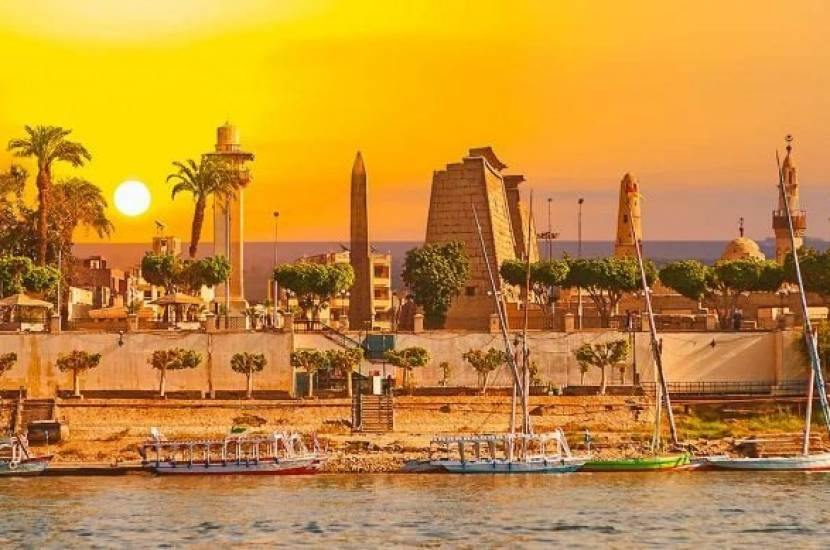 2 Day trip to Cairo and Luxor from Hurghada