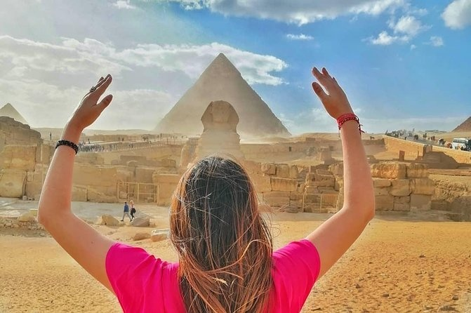 3 Day tour to Cairo from Hurghada by private vehicle
