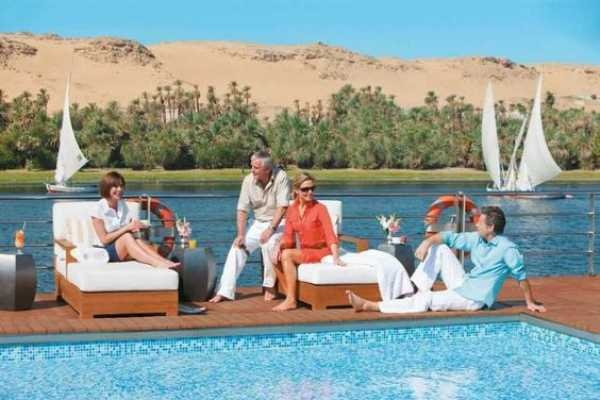 4 Days Nile Cruise Tour from Hurghada