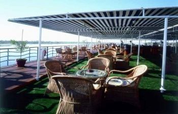 5 Days Nile river Cruise From Luxor on Miss Egypt