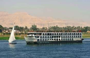 8 days Hurghada Holiday Package with Nile Cruise on Royal Princess