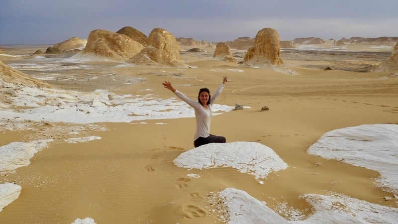 Cairo and white Desert adventure