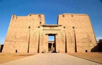 Day Trip to Edfu Kom Ombo from Makadi