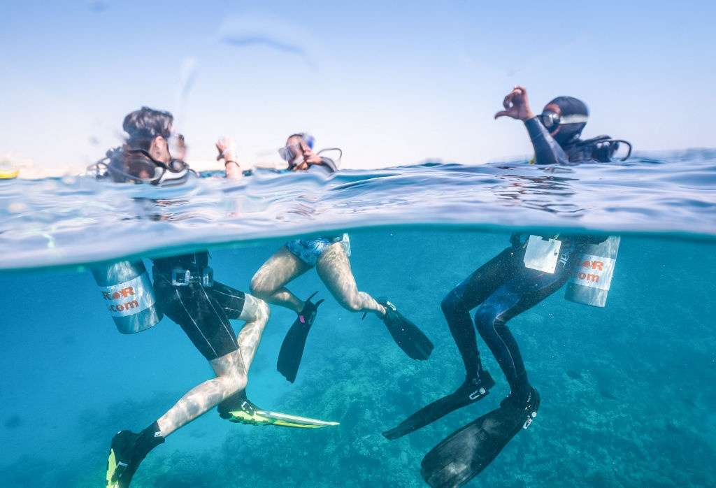 2 days scuba diving course excursions in marsa alam