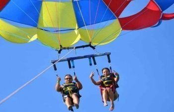Parasailing Excursion from Sharm el Sheikh