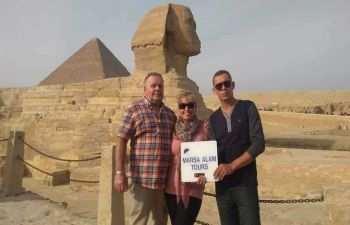 three days Cairo  tour From Makadi By Flight