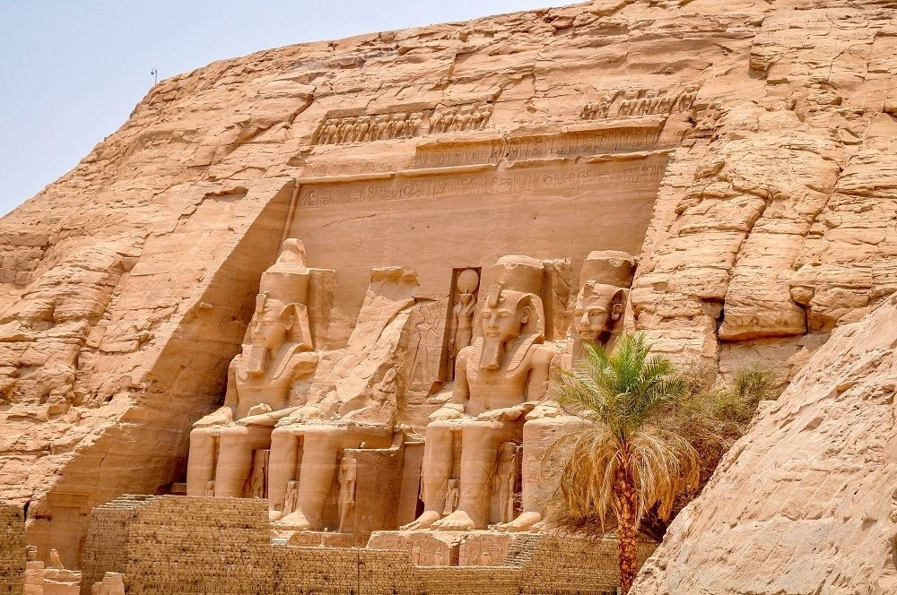 three days tour aswan and abu simbel from hurghada